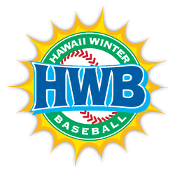 Hawaii Winter Baseball Logo