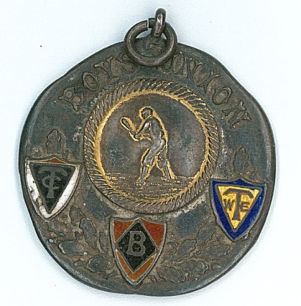 Another Mysterious Medal