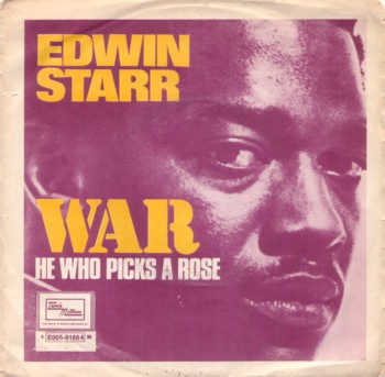 Edwin Starr War Single 1970