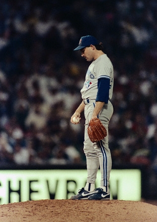 Dave Stieb: Squeezed Out Of A Perfect Game?