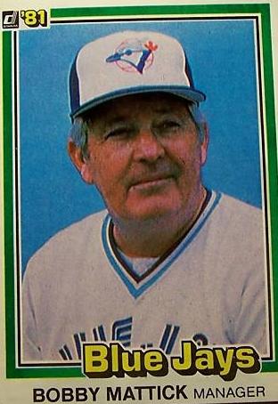 Bobby Mattick Bio