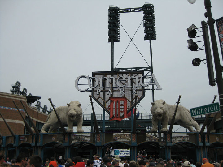 Comerica Park Review
