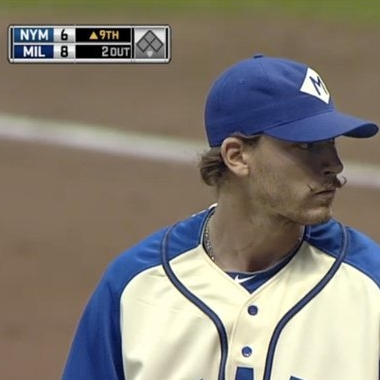 John Axford: From the IBL to potential Rookie-of-the-Year