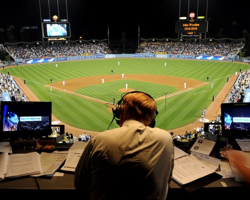 Dodger Stadium Review Mop Up Duty