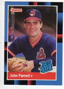 John Farrell Rookie Jays Manager