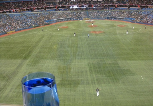 "The Rogers Centre's ""Sightlines Restaurant"" Review"