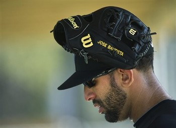 Bjose Bautista Gold Glove