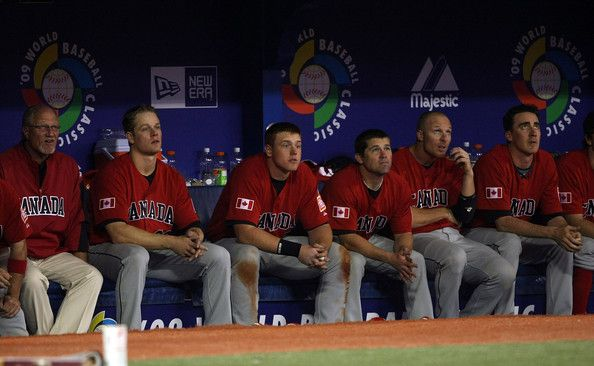 Team Canada World Baseball Classic
