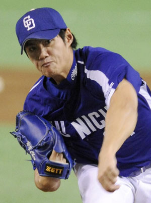 Not Darvish: Wei-Ying Chen