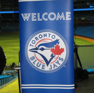 Toronto Blue Jays Welcome