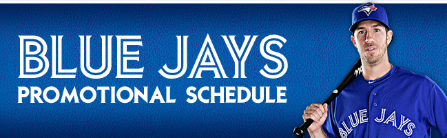 Jays 2012 Promo Schedule: More Bobbles, Better Opponents
