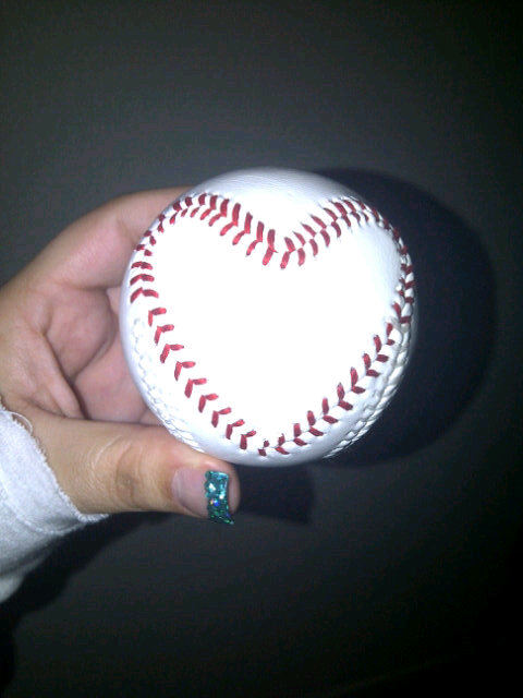 Baseball Valentine