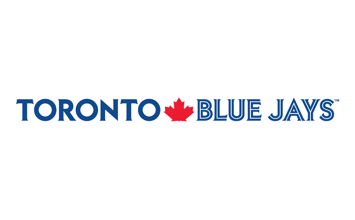Blue Jays Secondary Lettering