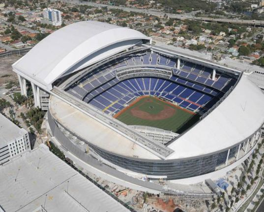 Marlins Park Review
