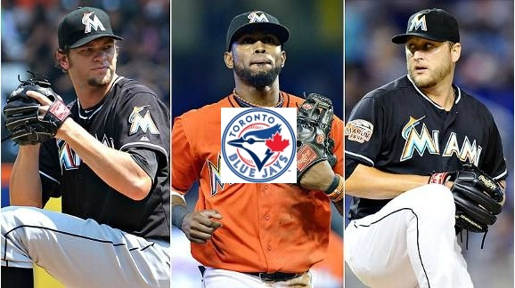 Blue Jays Marlins Trade