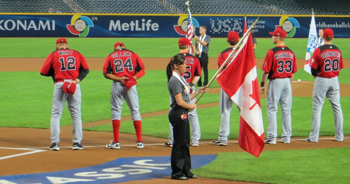 Canada World Baseball Classic
